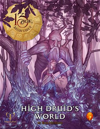 High Druids World_cover_350
