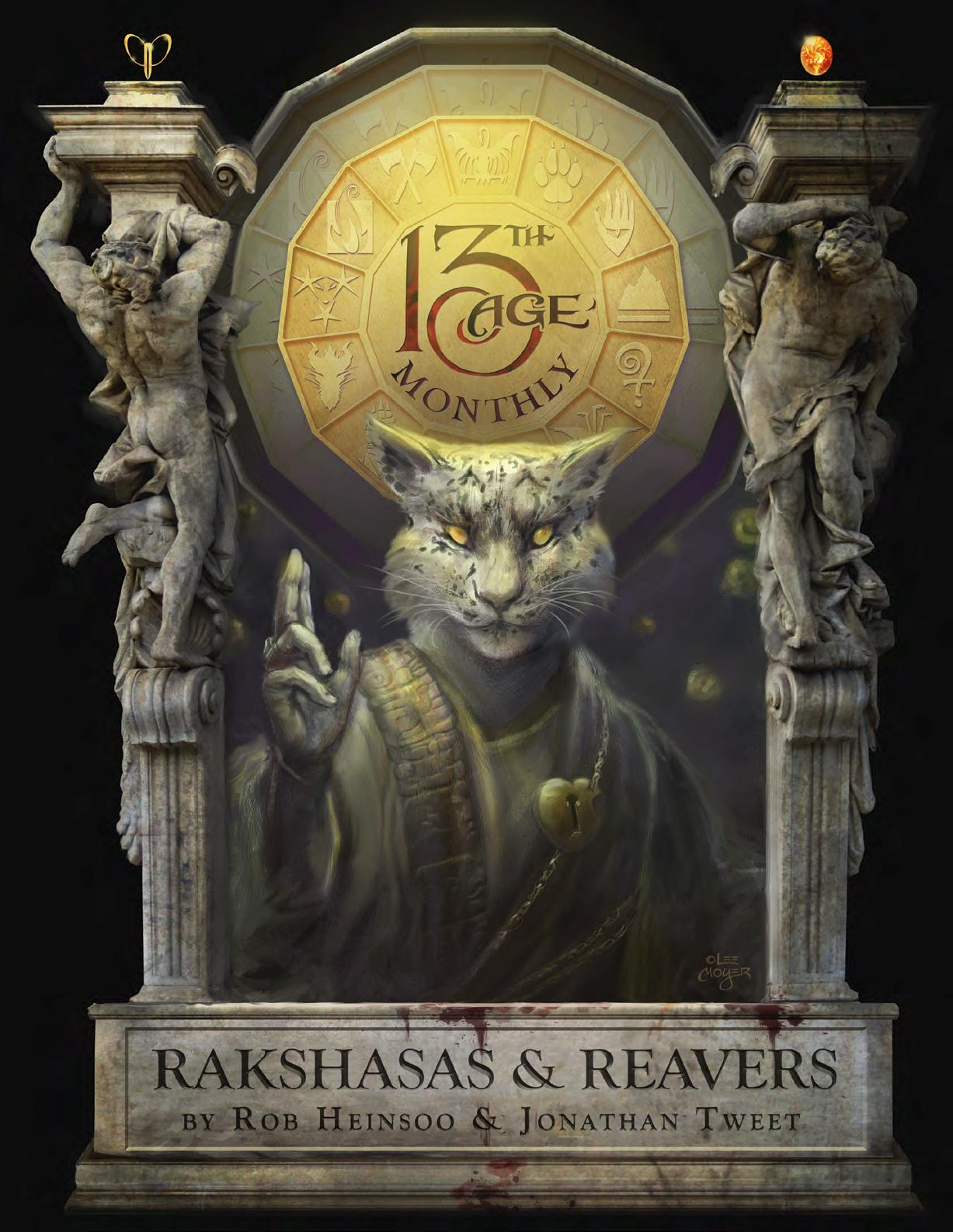 Rakshasas cover